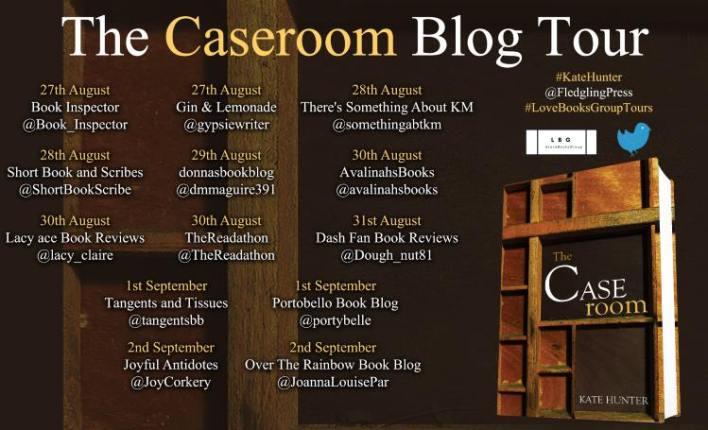 Caseroom blog tour dates