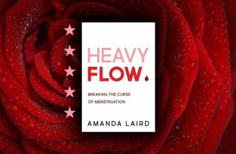 heavy flow by amanda laird