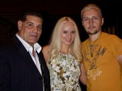 Sonny G, Jacqueline Jax, and Joseph