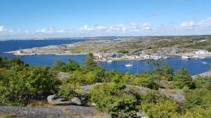 Blick von der Festung in nördliche Richtung