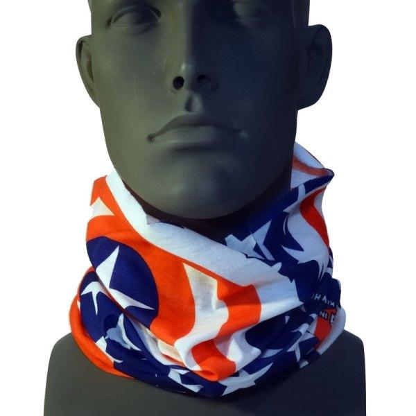 AVALON7 Patriot Tshield American Flag Facemask