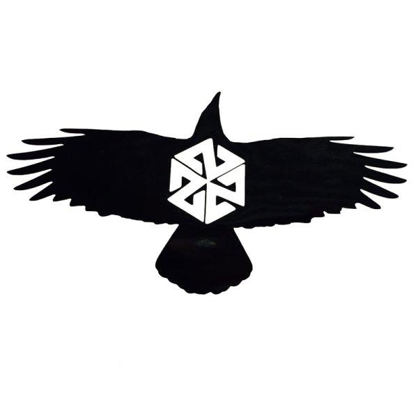 Die Cut Vinyl Avalon7 Raven Sticker