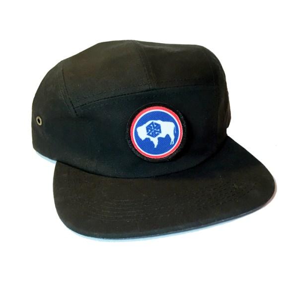 AVALON7 Wyoming Bison Camp hat