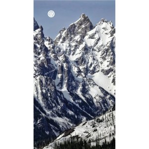 Avalon7 Teton Mountains SunMask