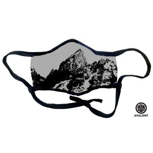 AVALON7 social distancing teton mountains facemask
