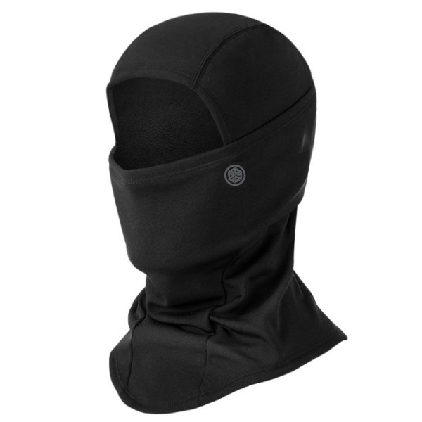 AVALON7 Black Stormfleece Balaclava for snowboarding and skiing winter warm