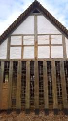 eastern gable end