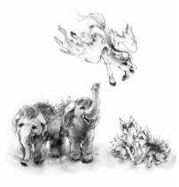 More baby magical animals