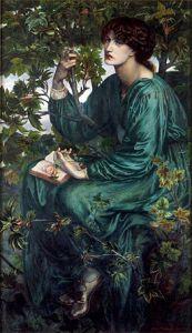 Dante Gabriel Rossetti [Public domain], via Wikimedia Commons