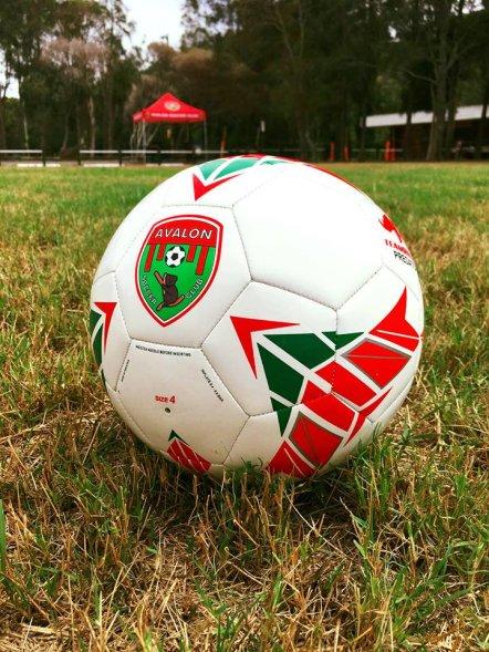 AVSC CLUB FOOTBALLS
