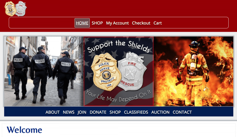 Avalon Web Designs | SupportTheShields.org