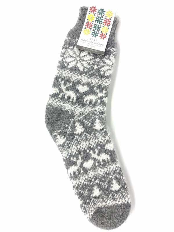 vilnonės kojinės pk-3