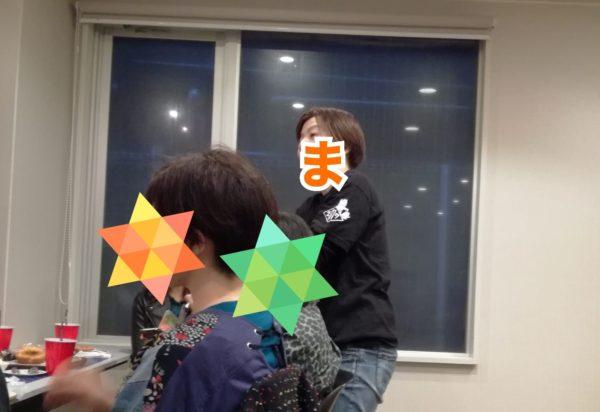【オフ会live】席替えがあのテーマ…!