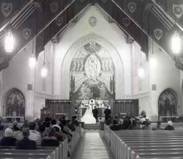 Sacrament of Marriage Resurrection Church Pittsburgh, PA