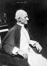 Pope Leo XIII -Servant of God