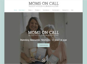 Moms on Call Site