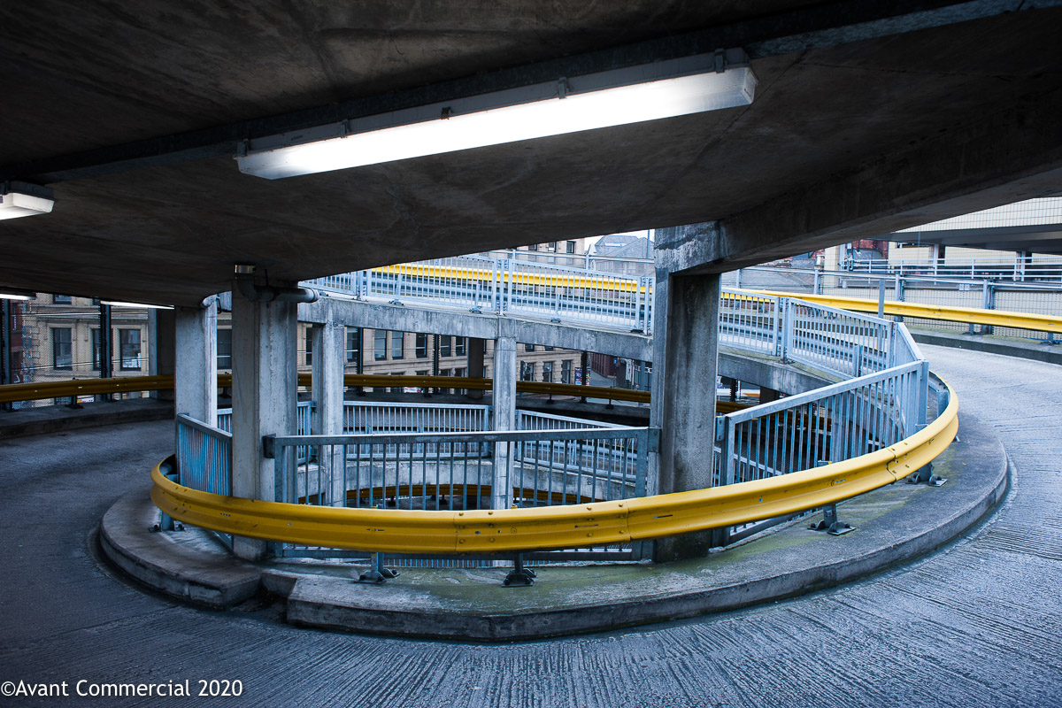 Avant Photo Day in the Life Photography NCP Car Park - Arndale manchester