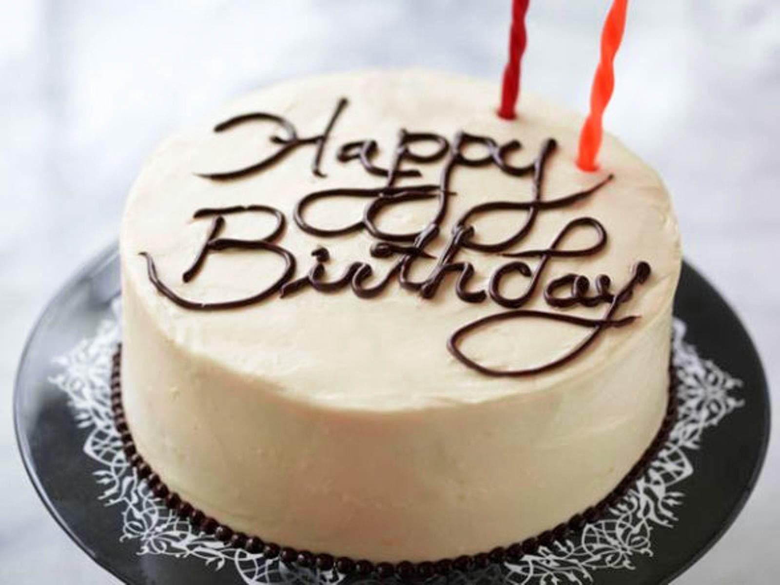 Happy Birthday Cake Online Edit