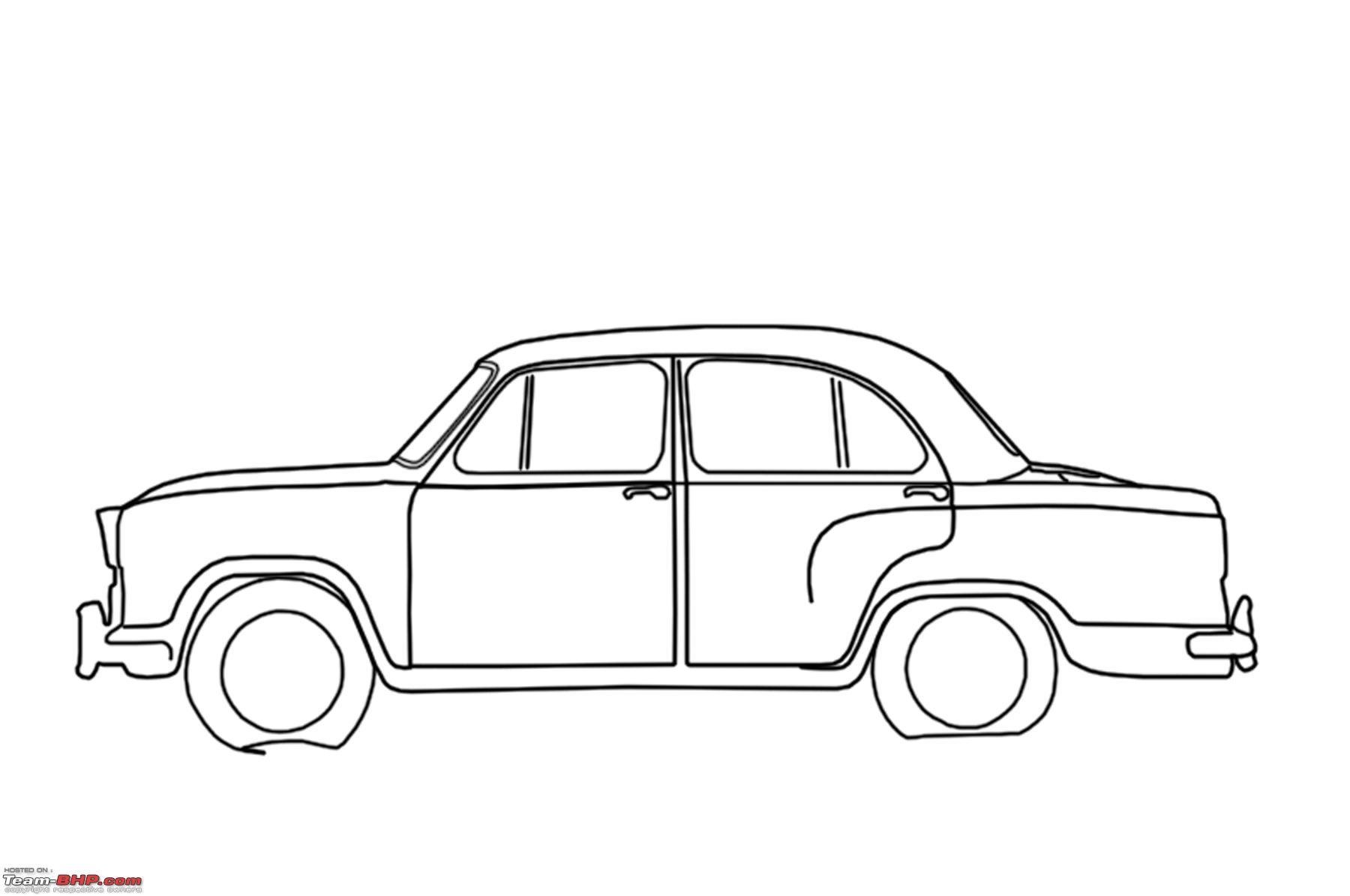 Concept Car Design Drawing No Hd Photos Car Drawings In