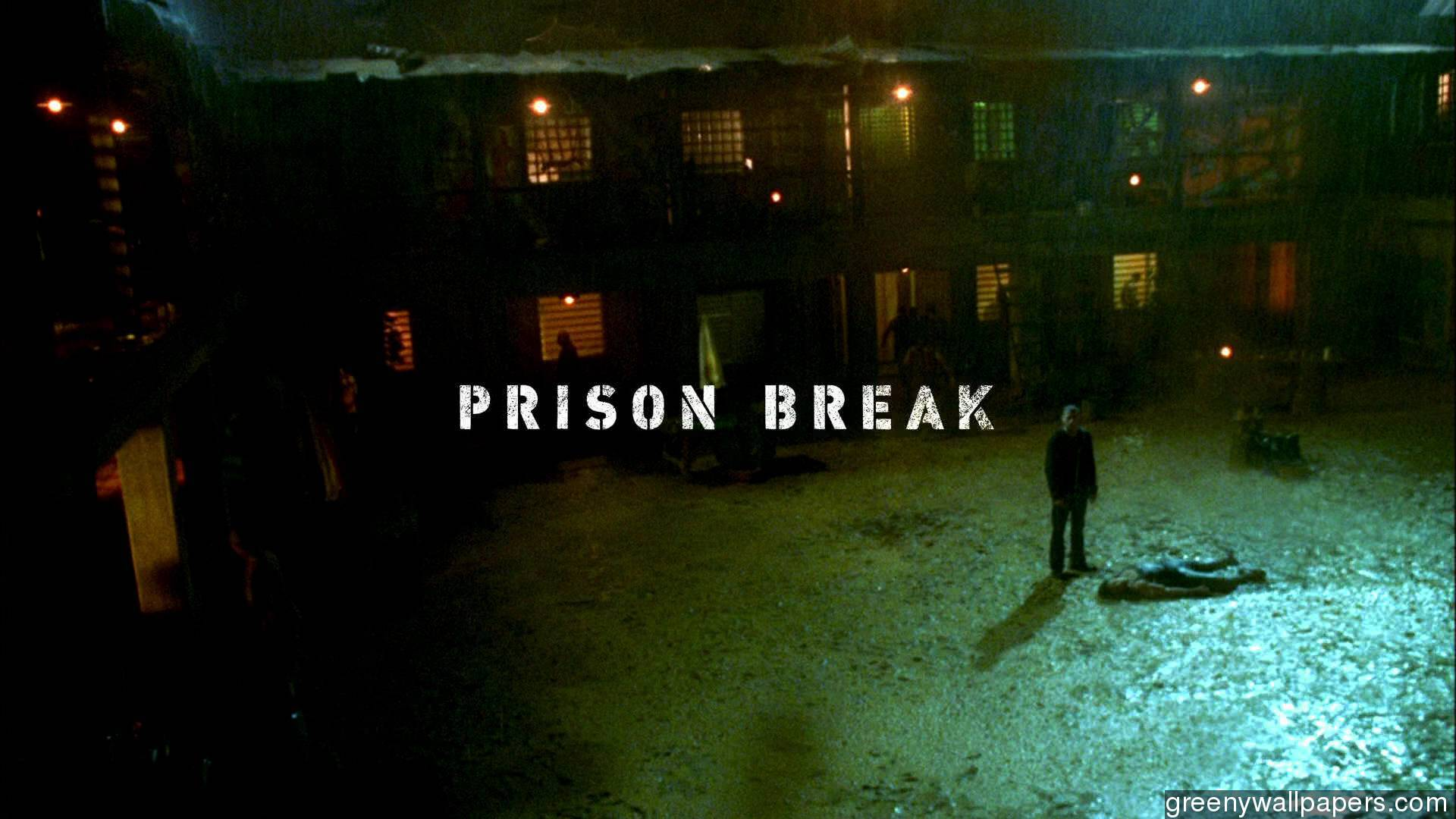 Prison Break Desktop Wallpaper