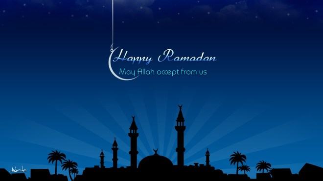 Ramadan Mubarak Full HD Wallpapers and Beautiful Images 2017