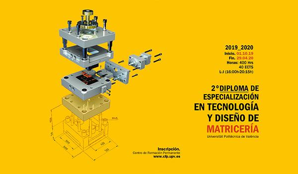 Avantek apoya la formación en tecnología y diseño de matricería