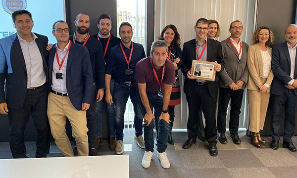 Avantek es Platinum Partner de Siemens por segundo año consecutivo