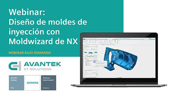 Diseño de moldes de inyección con Moldwizard de NX