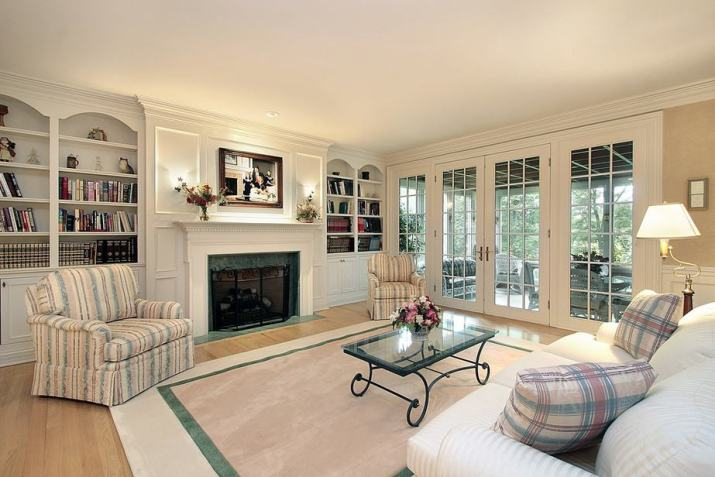 Open Country Living Room