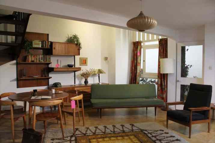 Top Mid Century Living Room Ideas