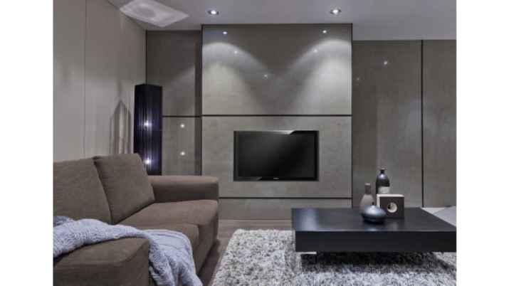 Fiber Cement Board Living Room Wall. Source: eboss.co.nz