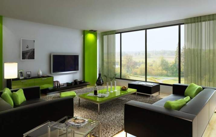 View-Concentric Open Living Room Ideas.
