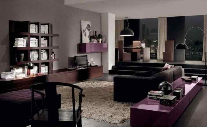 Smart Living Room Arrangement.