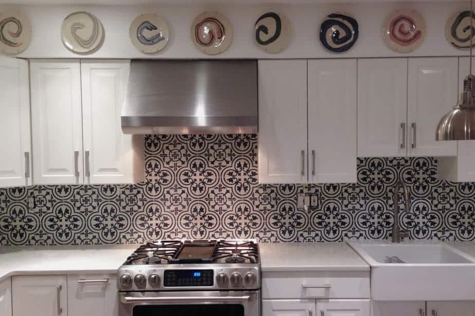 10 Black And White Kitchen Backsplash Ideas 2021 The Tips