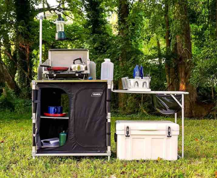 Camping Modern Outdoor Kitchen