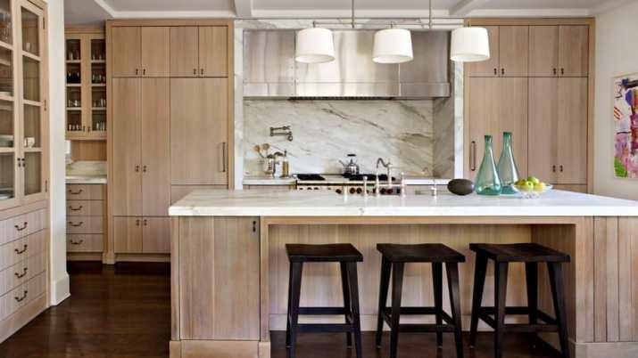 Comfortable Coffee Bar Kitchen Island Extension