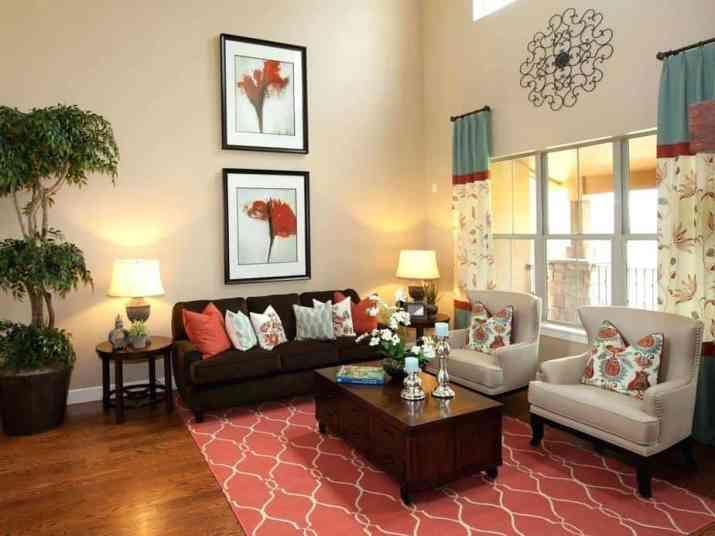 Wonderful Living Room Curtain