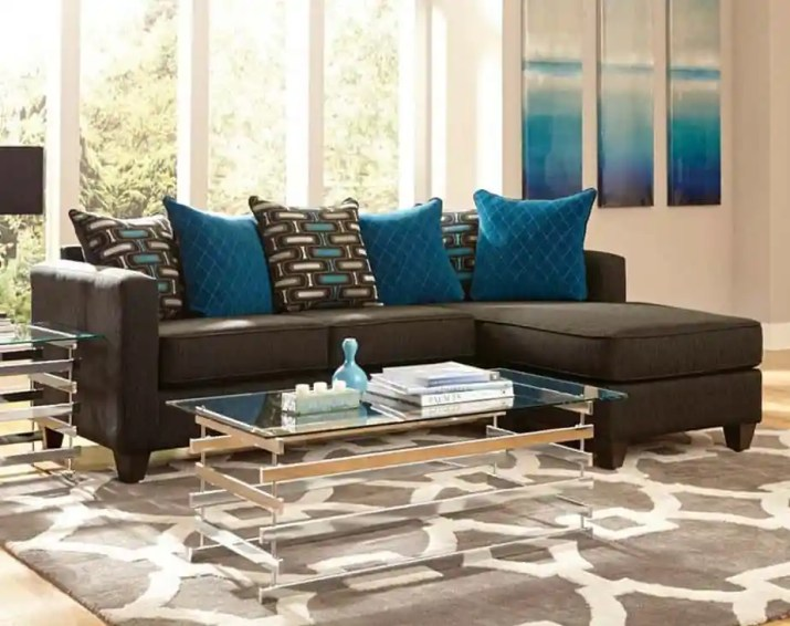 10 Teal And Brown Living Room Ideas, Brown And Teal Dining Room