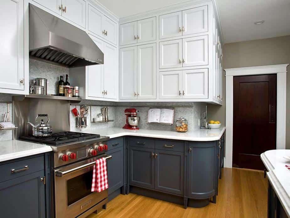 Beneficial Kitchen Soffit