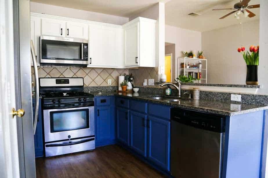Cool L Shaped Kitchen