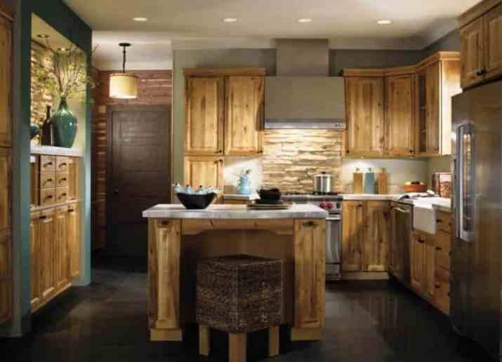 Blend Modernity and Rusticity