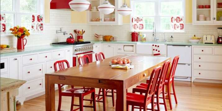 Delightful Retro Kitchen
