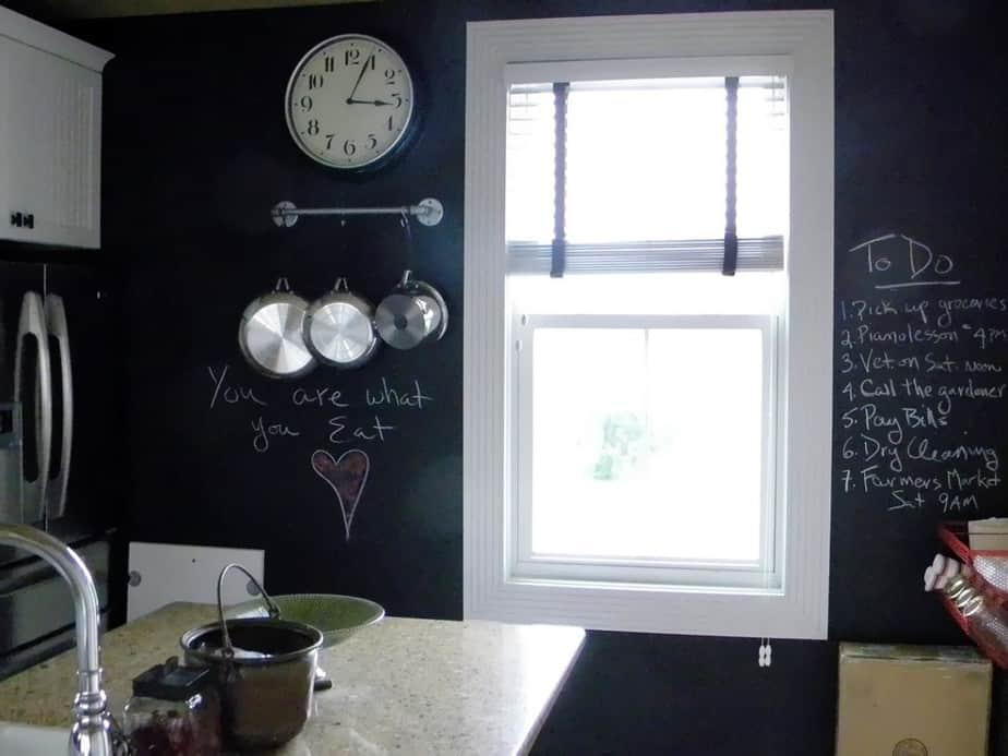 Personal Kitchen Chalkboard
