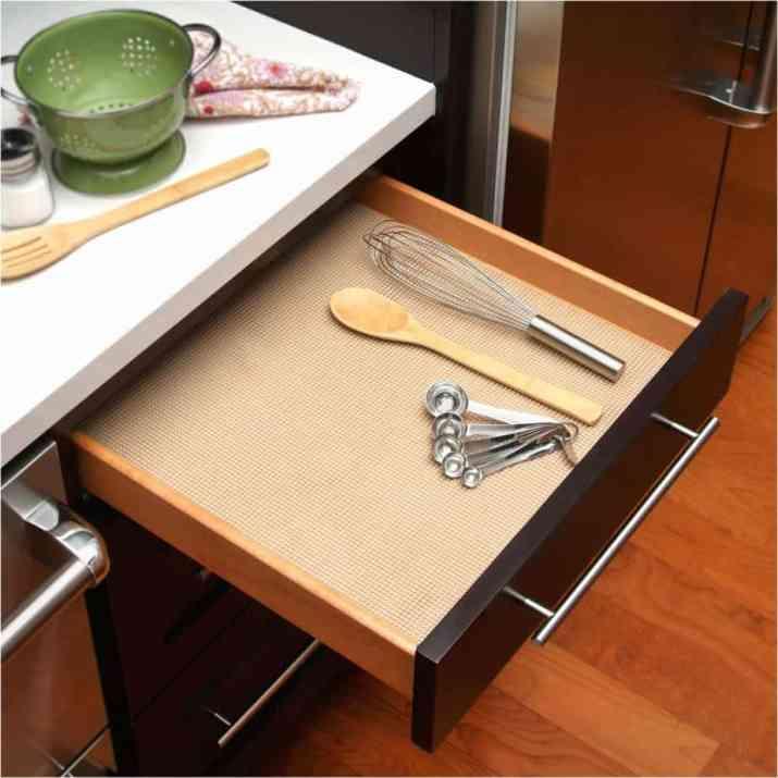 Plain Kitchen Shelf Liner