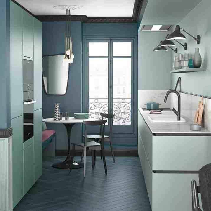 Create a Small Kitchen Area