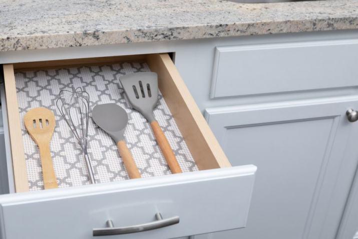 Soft Kitchen Shelf Liner