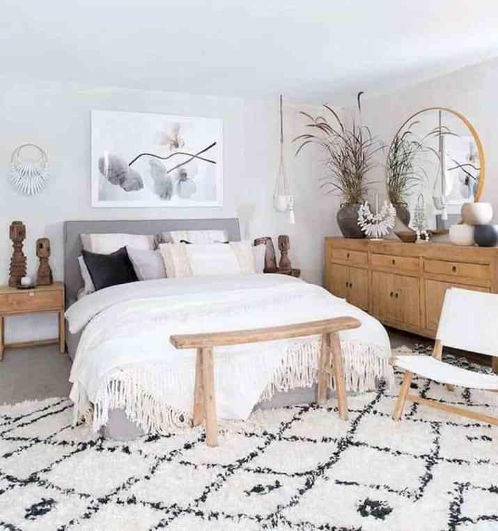 Tribal Aesthetic Bedroom