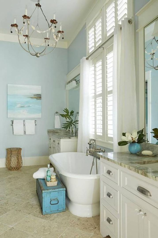 Graceful Bathroom Chandelier