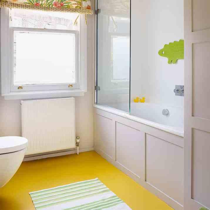 Lovely Bathroom Rug