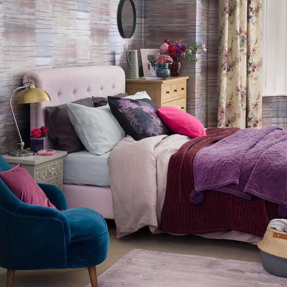 Appealing Woman Bedroom